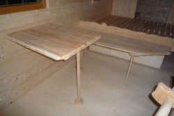 Table et banc
