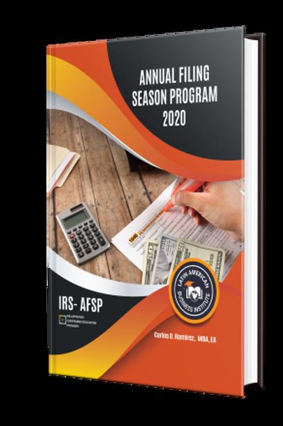 AFSP 2020