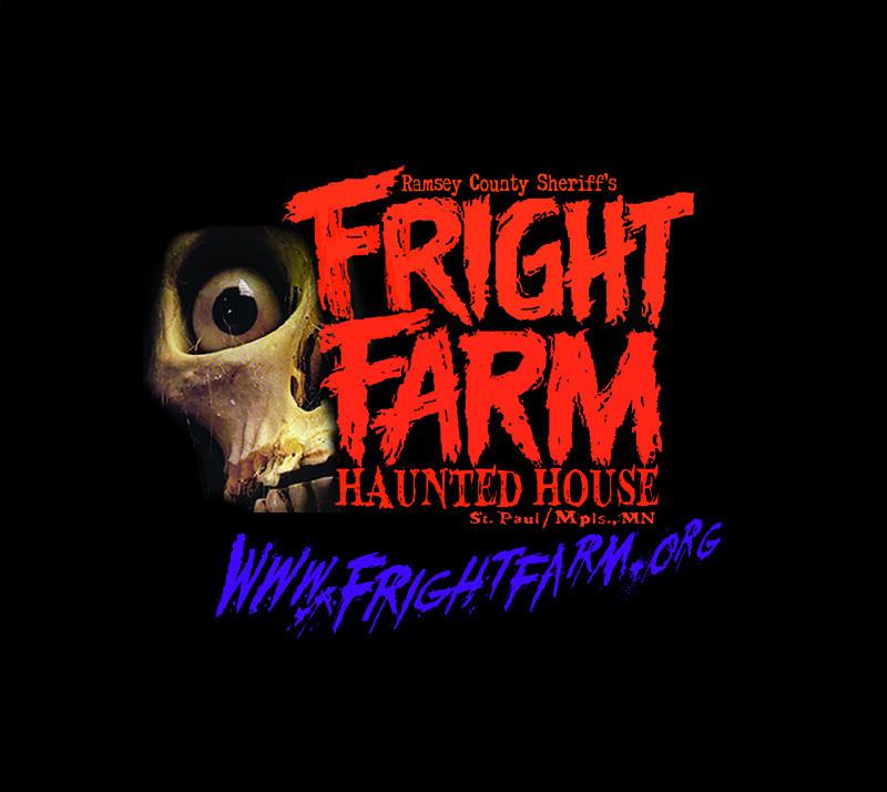 Fright Farm Skull Logo
