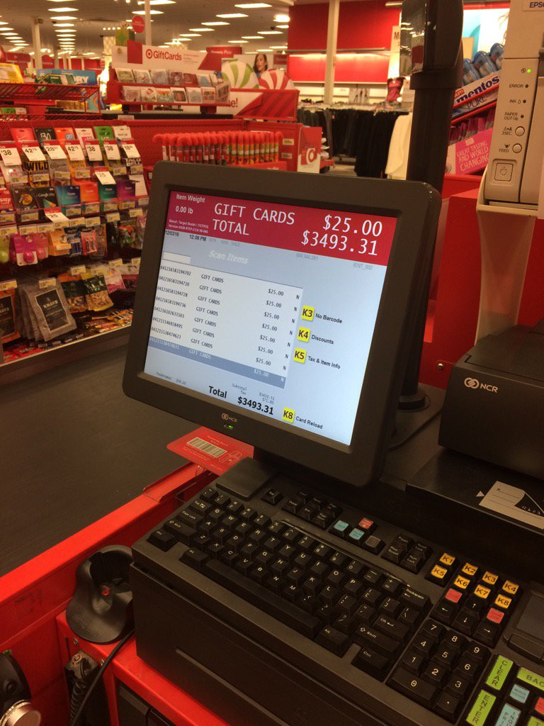 Cash register total of Shop with a Cop donations of $3493.31