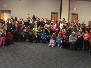 Sheriff's Foundation Supports Annual Holiday Activities