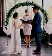 Covid wedding Edmonton