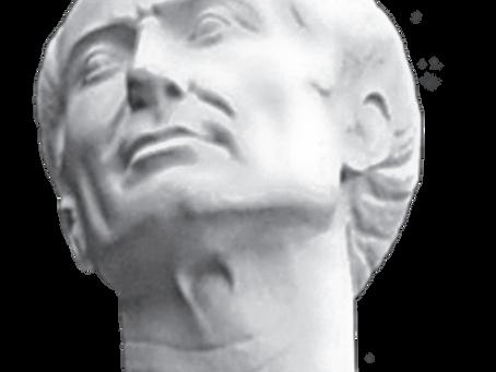 Julius Caesar as Richard Branson
