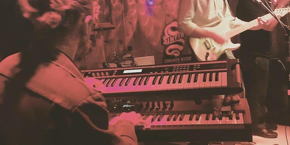 Will Baxter Band at Bar X. 2 nights!