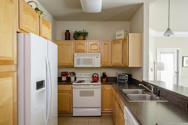 Kitchen of 1-Bedroom