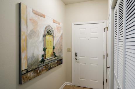 Yellow Door Art of Katherine Holland Easterly