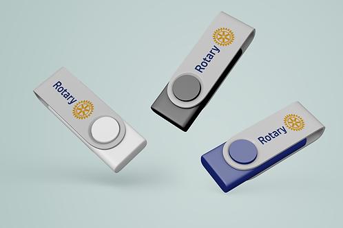 Rotary USB