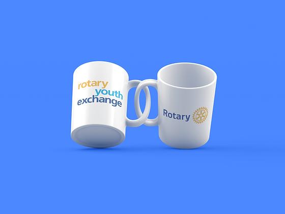 Rotary Youth Exchange Bögre
