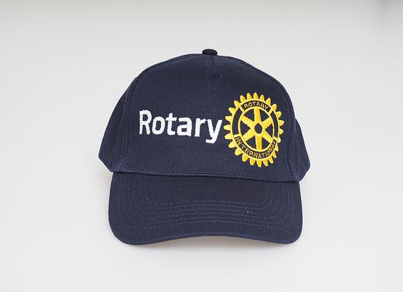 Hímzett Rotary Baseball Sapka