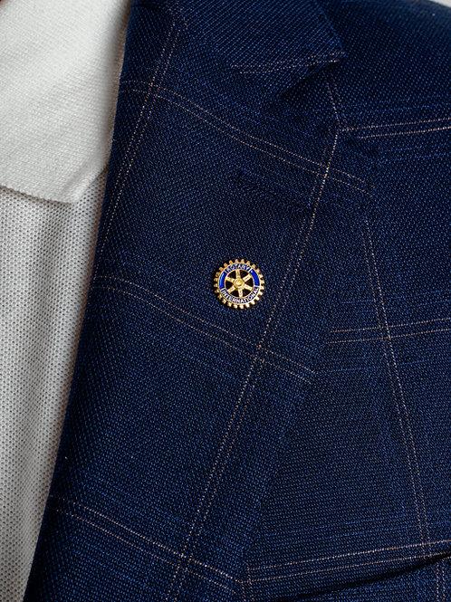 Rotary kitűző 13mm