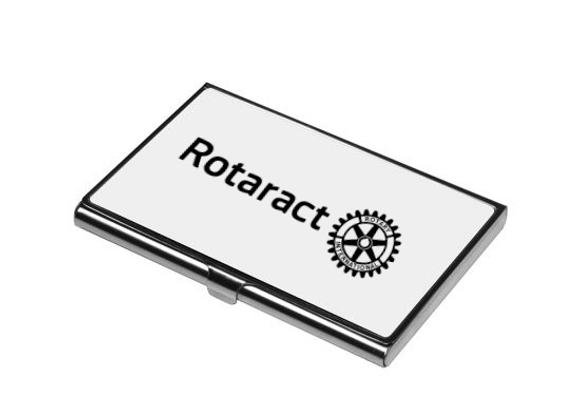 Rotaract Kártya Tartó