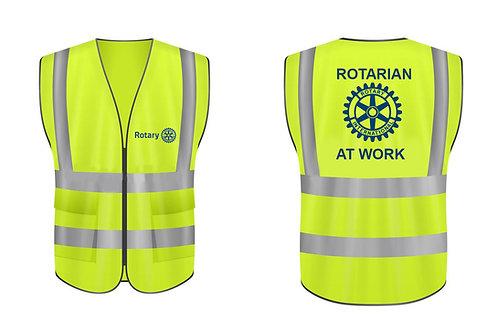 Rotary Láthatósági Mellény