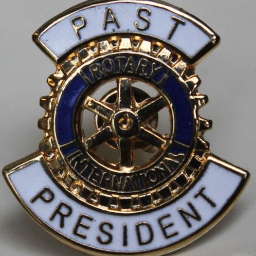 Rotary Volt Elnök Kitűző