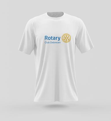 Egyedi Rotary póló