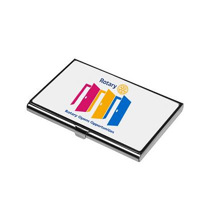 Rotary 20-21 Theme Kártya Tartó