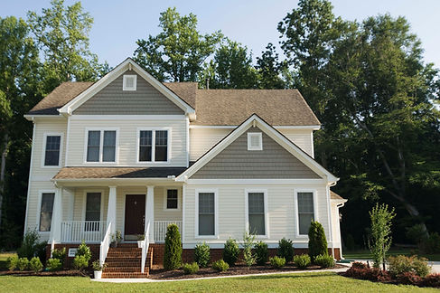 house in  western cranston/we painted