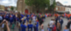ETU Parade of Nations. Weert 2019