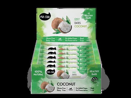 12pcs Box Coconut Bar