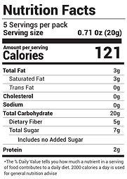 nutrition info bites almond cranberry.jp