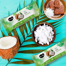 coconut, dates
