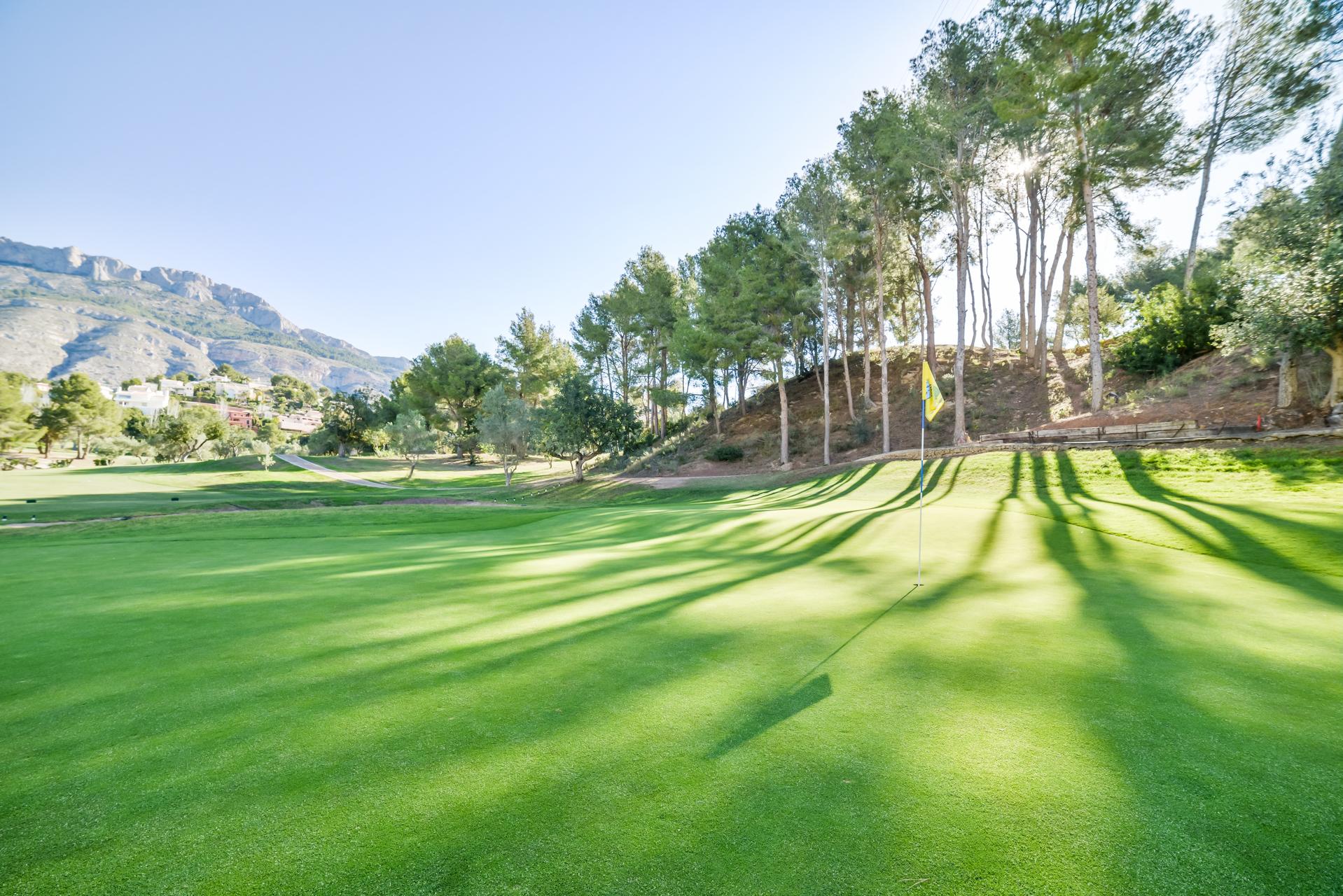 Golf Don Cayo Altea