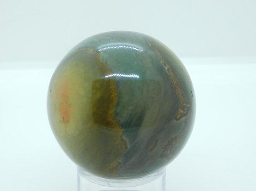 Polychrome Jasper Sphere #1
