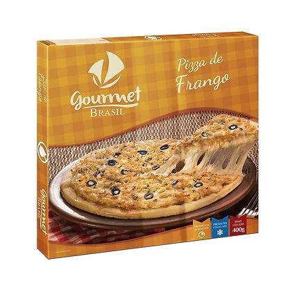 PIZZA ZERO LACTOSE GOURMET BRASIL FRANGO