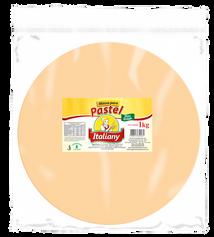 MASSA PARA PASTEL CASEIRO COM AGUARDENTE - 1kg
