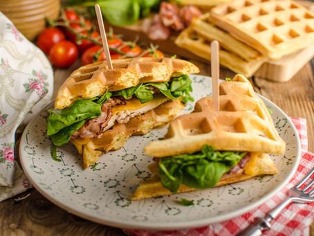 As incríveis vantagens do Waffle!