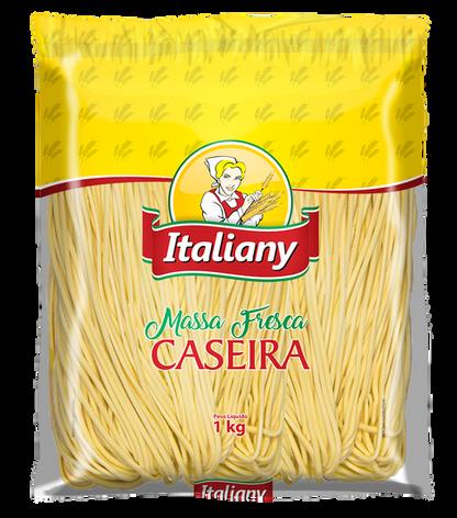 MASSA FRESCA ESPAGUETE CASEIRO - 1kg