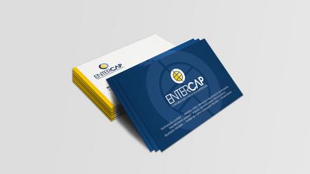 Naming Brand e Design da Identidade Visual da Entercap