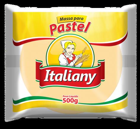 MASSA PARA PASTEL DM - 500 g