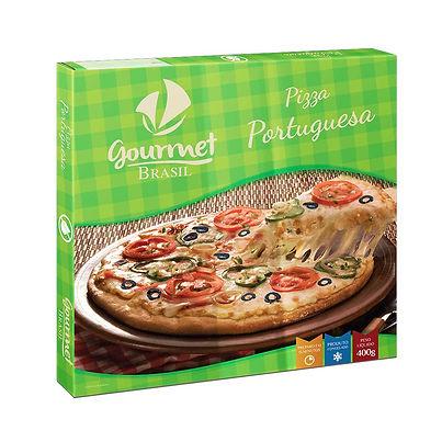 PIZZA ZERO LACTOSE GOURMET BRASIL PORTUG