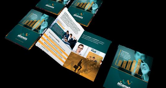 Naming Brand e Design da Identidade Visual da Altameta