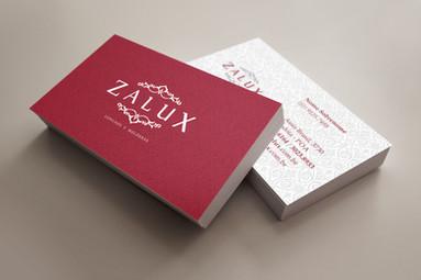 Naming Brand e Design da Identidade Visual da Zalux