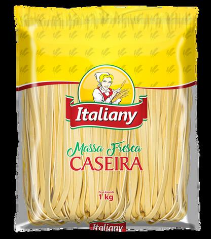 MASSA FRESCA FETTUCCINE CASEIRO - 1kg