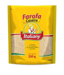 Farofa Caseira