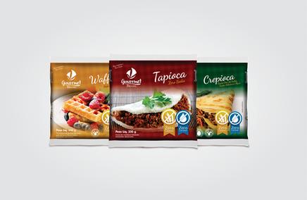 Embalagens Pré-Misturas Gourmet Brasil