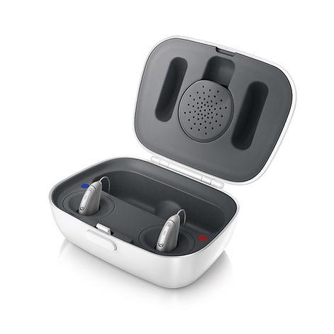 Carregador aparelho auditivo