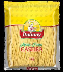 MASSA FRESCA TALHARIM CASEIRO - 1kg