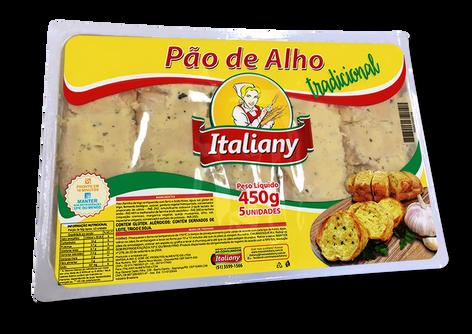 PÃO DE ALHO - 450g