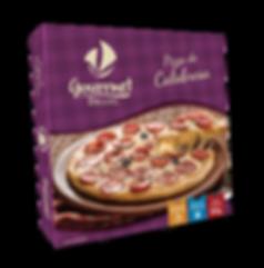 PIZZA SEM LACTOSE