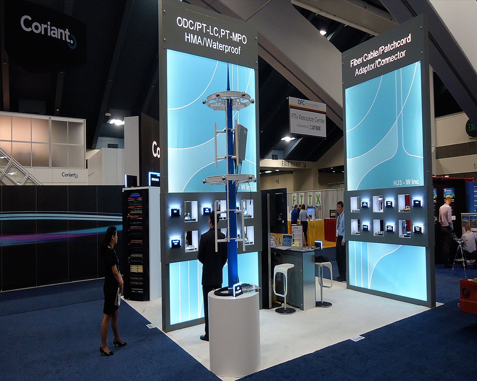 Expo Exhibition Stands Up : Trade show displays charlotte nc spinnaker visual