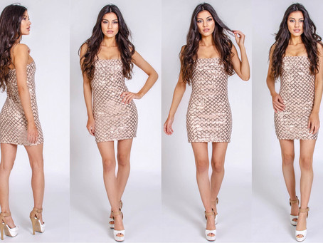 LET'S TALK GOING OUT DRESSES