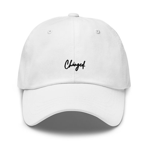 """""""Changed."""" Dad hat"""