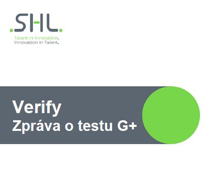 CZ | Verify test G+