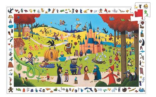 Djeco Puzzle Märchen 54 Teile