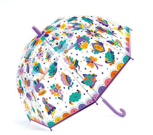 Djeco Regenschirm Regenbogen 70 x 68 cm