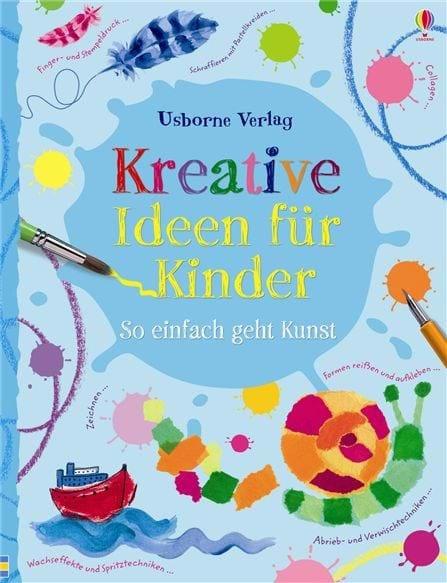 Usborne Kreative Ideen f�r Kinder