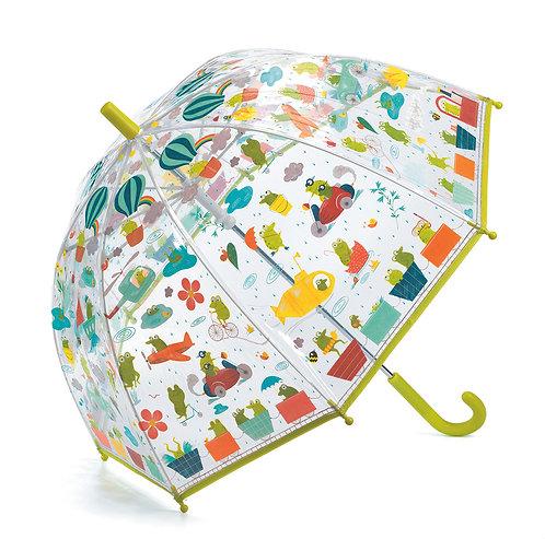 Djeco Regenschirm Fr�sche 70 x 68 cm